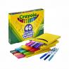 Marcadores 40 Crayola Ultra-Clean Fine Line WASHABLE