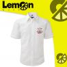 Camisas blanca escolar unisex San Gabriel Arcángel