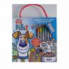 kit para colorear Pets 2