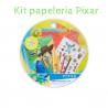 KIT PIXAR extragrande de papeleria
